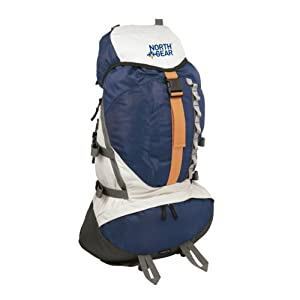 North Gear Camping Java 65L Rucksack