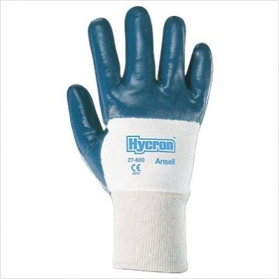 Hycron Gloves - 207300 9 hycron-heavy duty nitrile coated [Set of 12]