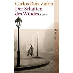 Der Schatten des Windes bei Amazon