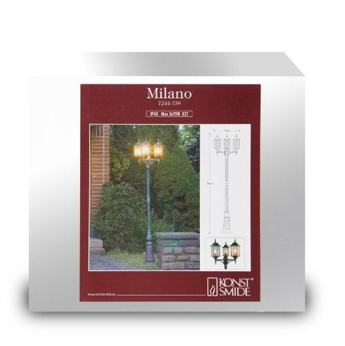 Konstsmide Milano 7244 Wegeleuchte
