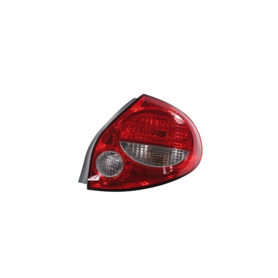 OE Replacement Nissan/Datsun Maxima Passenger Side Taillight Assembly (Partslink Number NI2801138)