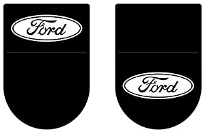 Ford Tax Disc Holder with Double-Sided Logo (Self Adhesive)