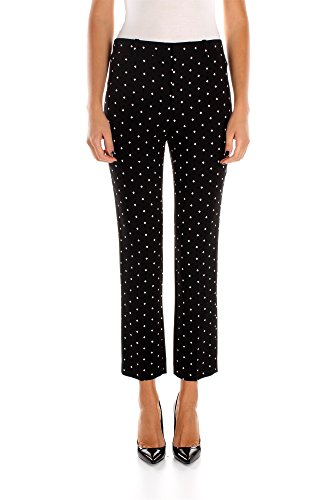 15X5019360001-Givenchy-Pantalons-Femme-Viscose-Noir
