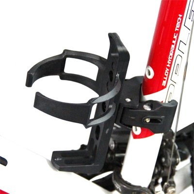 Quick Release Bike Water Bottle Cage (Black)