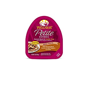 Wellness Mini-Filets Roasted Beef Petite Entrées, 3-Ounce, 24-Pack