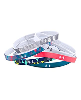 Under Armour Girl's Graphic Headbands (6-Pack)
