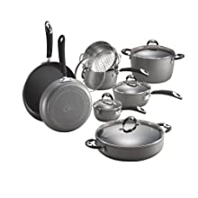 Bialetti Italian Ultimate 13-Piece Cookware Set