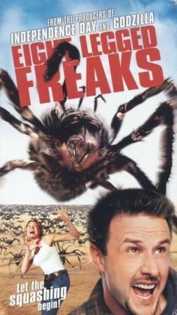 Eight Legged Freaks [VHS] [Import]