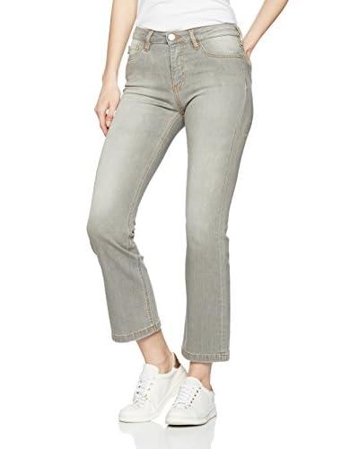 Love Moschino Pantalone [Grigio Chiaro]