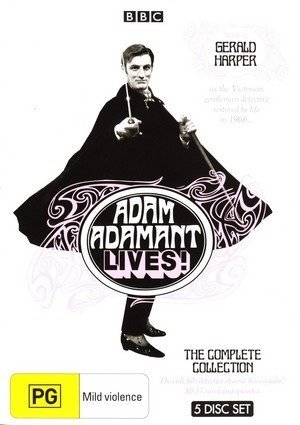 Adam Adamant Lives-Complete Co [Edizione: Germania]