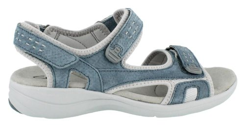 Clarks Women'S Clarks Morse Tour Sandal,Denim,8 M Us back-924642