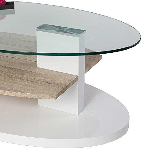 Ovaler glastisch com forafrica for Ovaler glastisch