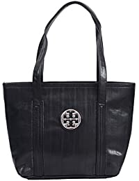 Bagaholics Handbag Shoulder Tote Bag Ladies Purse Gift For Women ( Black )