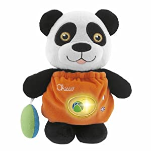 Chicco 02121 panda pupazzo parlante parlante italiano e for Chicco cucina parlante