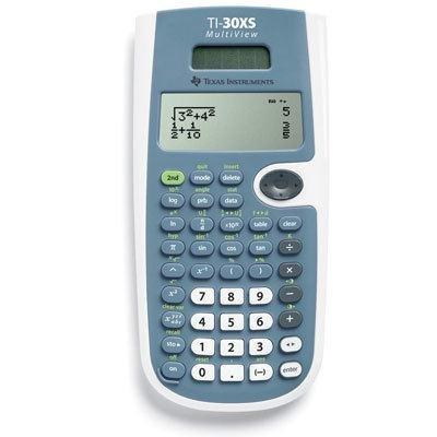 TI-30XS Multiview Calculator