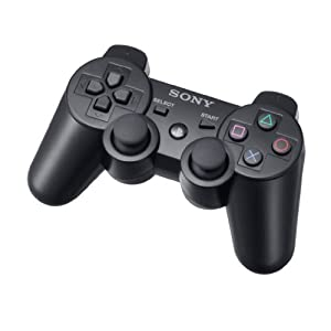 PS3 DualShock 3 Wireless Controller