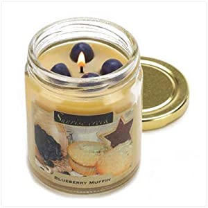 Blueberry Muffin Scent Candle