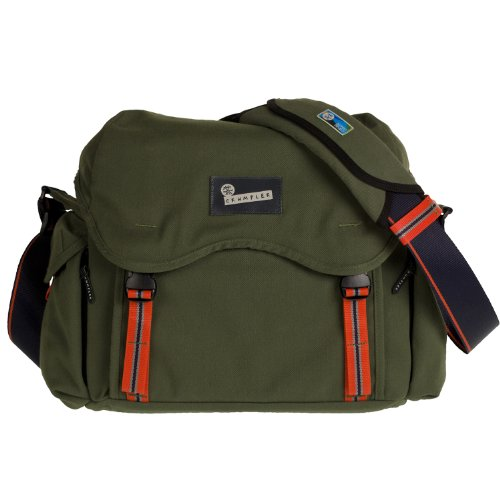 CRUMPLER ショルダーバッグ ザ・コブラム・アウトポスト 22L ライフルグリーン COT001-G12150