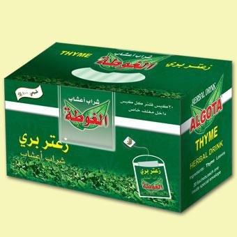Thyme Tea Herbal Drink (Tea) 20 Sachets