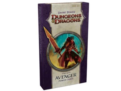 D&D: Divine Power Cards Deck - Avenger
