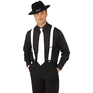 20er jahre mafia hosentr ger wei weiss kost m fasching price faschingskost me - Costume homme annee 20 ...