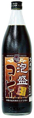 久米仙酒造 久米仙 泡盛コーヒー 900ml