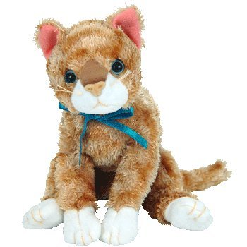 TY Beanie Baby - MATTIE the Cat