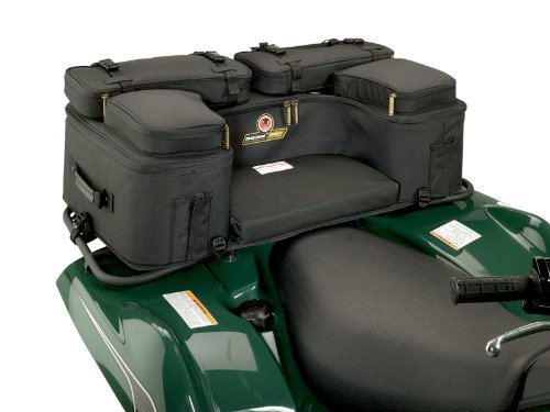 Review Caliber ATV Rear Rack Bag - Black - NRA by Moose - EX000431BLACK