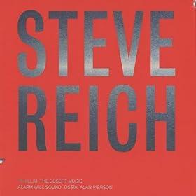 Steve Reich The Desert Music
