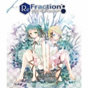 ReFraction -BEST OF Peperon P- (ALBUM+DVD) [CD+DVD] / 虹原ぺぺろん (CD - 2012)