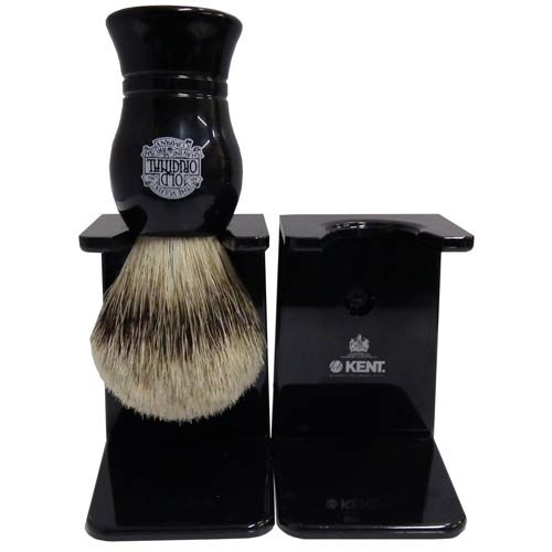 GB Kent Shaving Brush Drip Stand