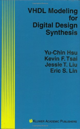 Vhdl Modeling For Digital Design Synthesis