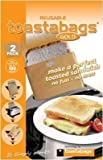 Toastabags Reusable Non-Stick Sandwich/Snack