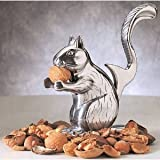 Nutty Squirrel Heavy Duty Cast Aluminum Nutcracker