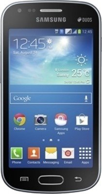 Samsung Galaxy S Duos II S7582 DUAL SIM Factory Unlocked International Version - Black (Samsung Galaxy S Ii Smartphone compare prices)