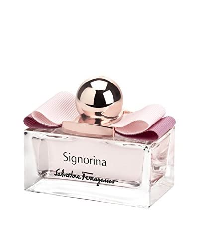 FERRAGAMO Damen Eau de Parfum Signorina 100 ml, Preis/100 ml: 53.99 EUR