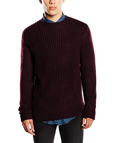 Religion Men's Casey Textured Knit Crew Sweater