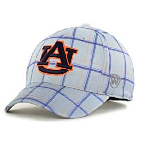 Buy Auburn Tigers Official One-Fit Athletic Blend Hat Cap by Top of the World by Top of the World