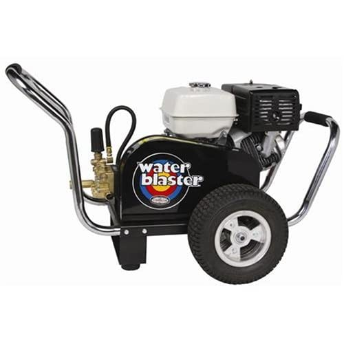 Simpson Water Blaster Commercial Gas Powered Pressure Washer 4200 PSI 3.5 GPM Honda GX390 Engine And 50' MONSTER