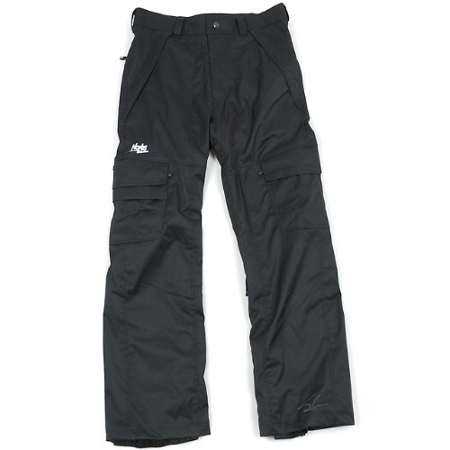 NOMIS Insulated Snowboardhose Mens Pant SIMON Chamberlain schwarz Gr. S