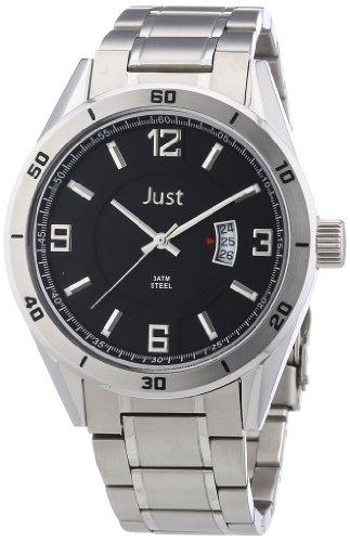 Just Watches 48-S9279S-BK - Orologio uomo