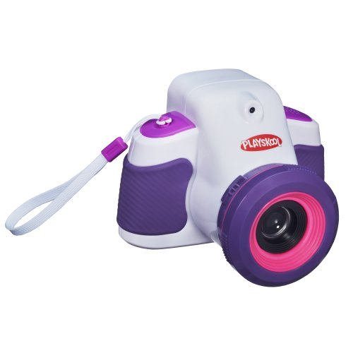 Playskool Showcam 2-in-1 Digital Camera and Projector (White) - 1
