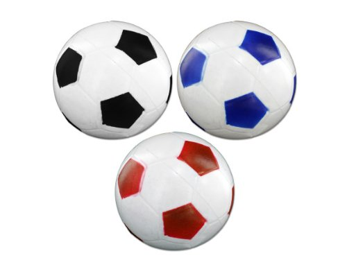 Rubber Soccer Ball (Case Of 40) front-1074376