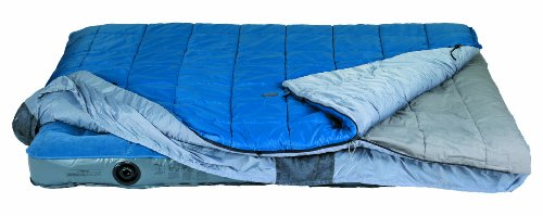 Kelty Satellite 30 Degree Double Wide Synthetic Sleeping Bag