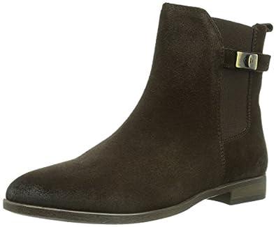 Tommy Hilfiger BILLIE 10B, Damen Chelsea Boots, Braun (COFFEE BEAN 212), 36 EU (3.5 Damen UK)