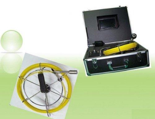 Gowe® Waterproof Pipe Plumbing Inspection Camera Tec-z710