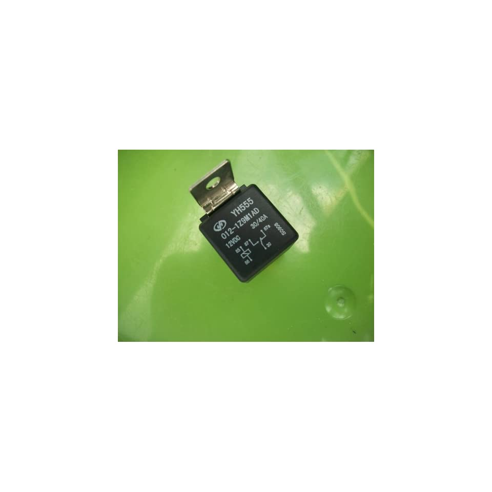 TYCO YH555 Relay 012 1Z9M1AD 12VDC 30 40A on PopScreen on