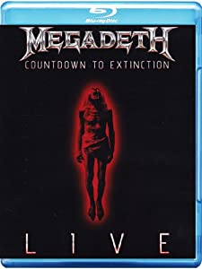 Megadeth - Countdown to Extinction/Live [Blu-ray]