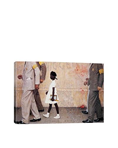 Norman Rockwell The Problem We All Live With Giclée Print