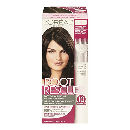 L'Oreal Paris discount duty free Root Rescue Dark Brown